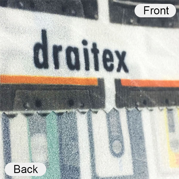 draitex front and back