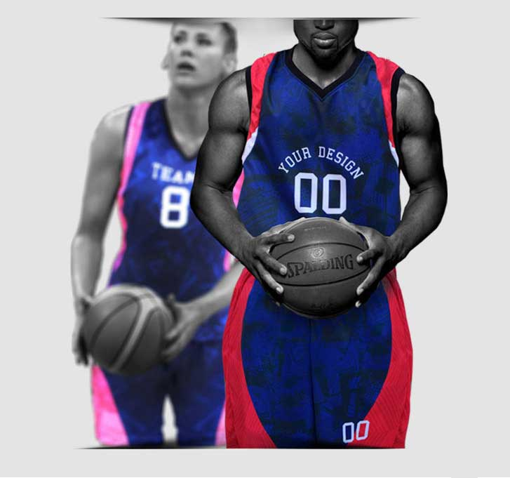 basket ball jersey 1