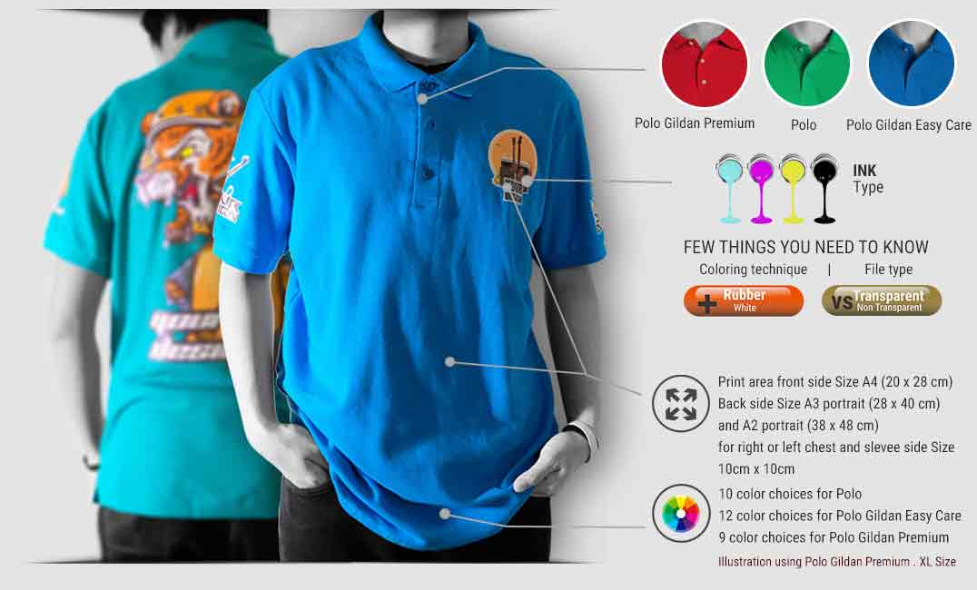 polo specification