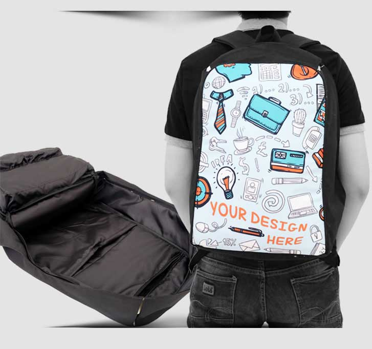 fullprint  specification mobile anti theft backpack 1