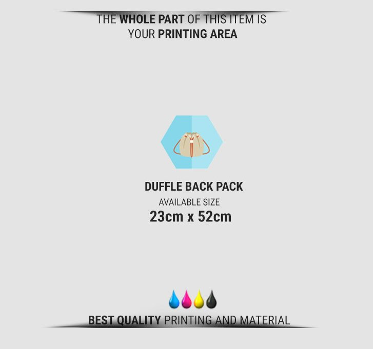 duffle backpack 2